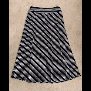 Talbots new with tags long skirt Petite Small